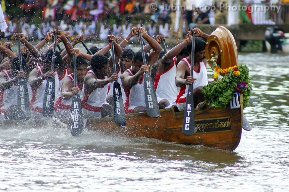 Paddling the Malayali way – a Look at Kerala's Boat Races