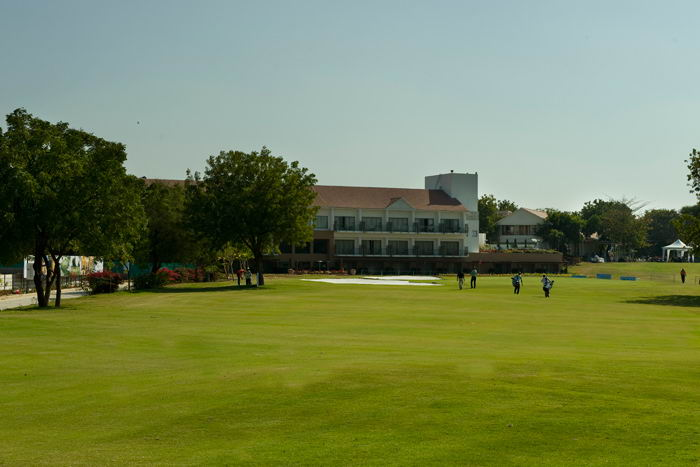 Kensville Golf Club near Ahmedabad