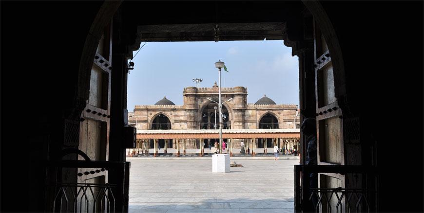 jumma masjid ahmedabad