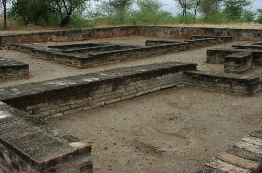 Lothal- Ancient Village in Gujarat
