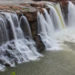 gira waterfalls saputara