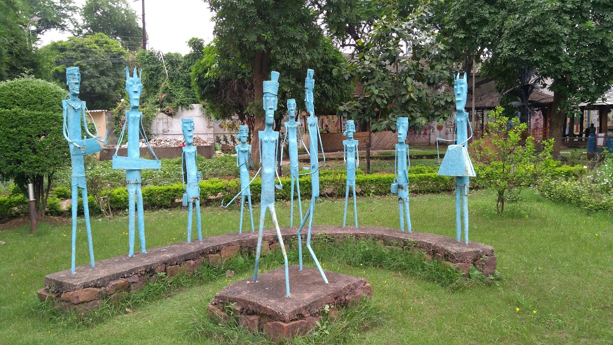 Mahakoshal Art Gallery Raipur Chhattisgarh