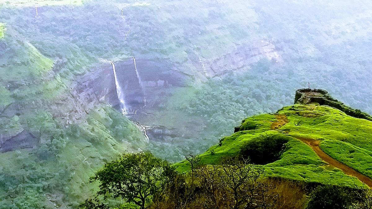 Rajmachi Fort