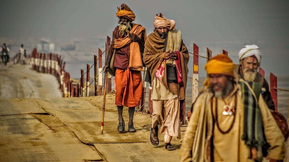 Ardh Kumbh Mela 2019 Sadhus