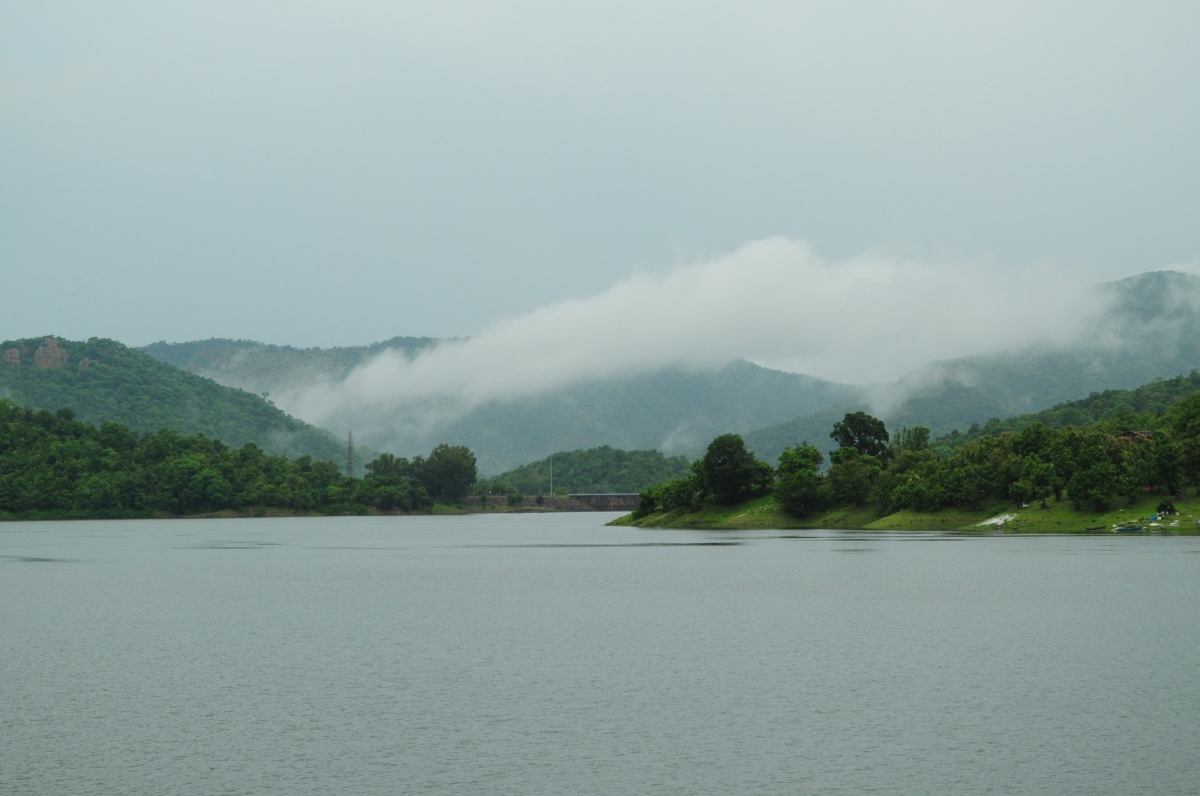 polo forest dam site
