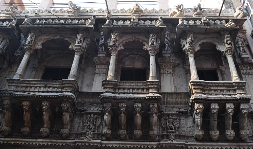 old structure ahmedabad city