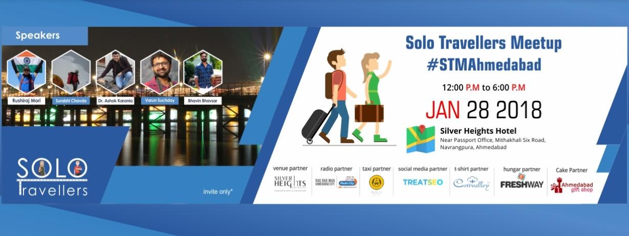 Solo Traveller Meetup Ahmedabad