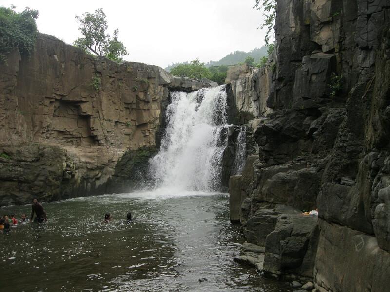 Zarwani Waterfalls