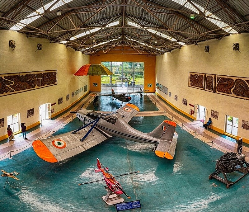 HAL Aerospace Museum Near Bangalore