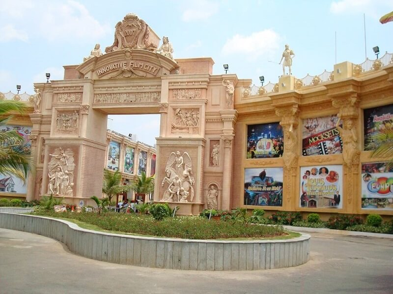 Innovative Film City near Bangalore
