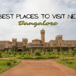 Places to visit near bangalore