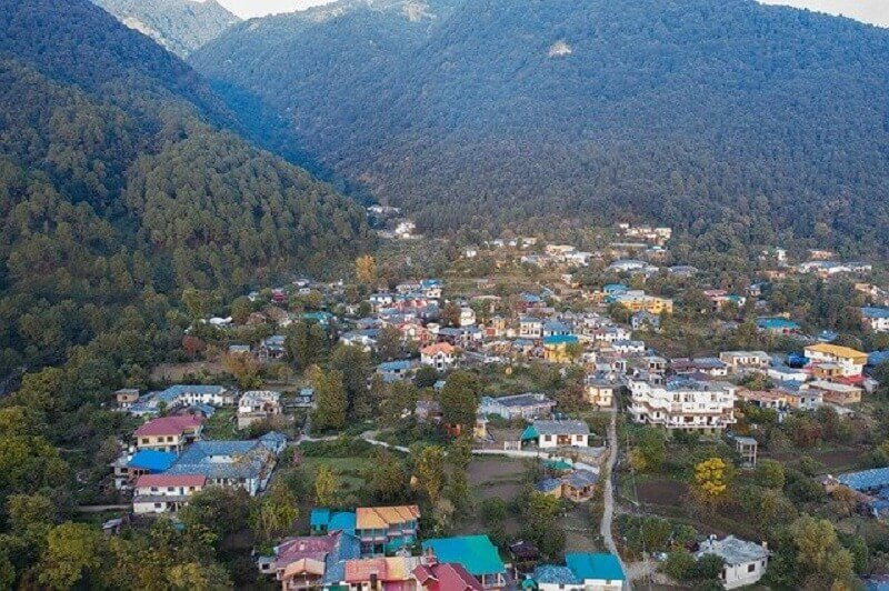 10 Best Tourist Places to Visit in Himachal Pradesh