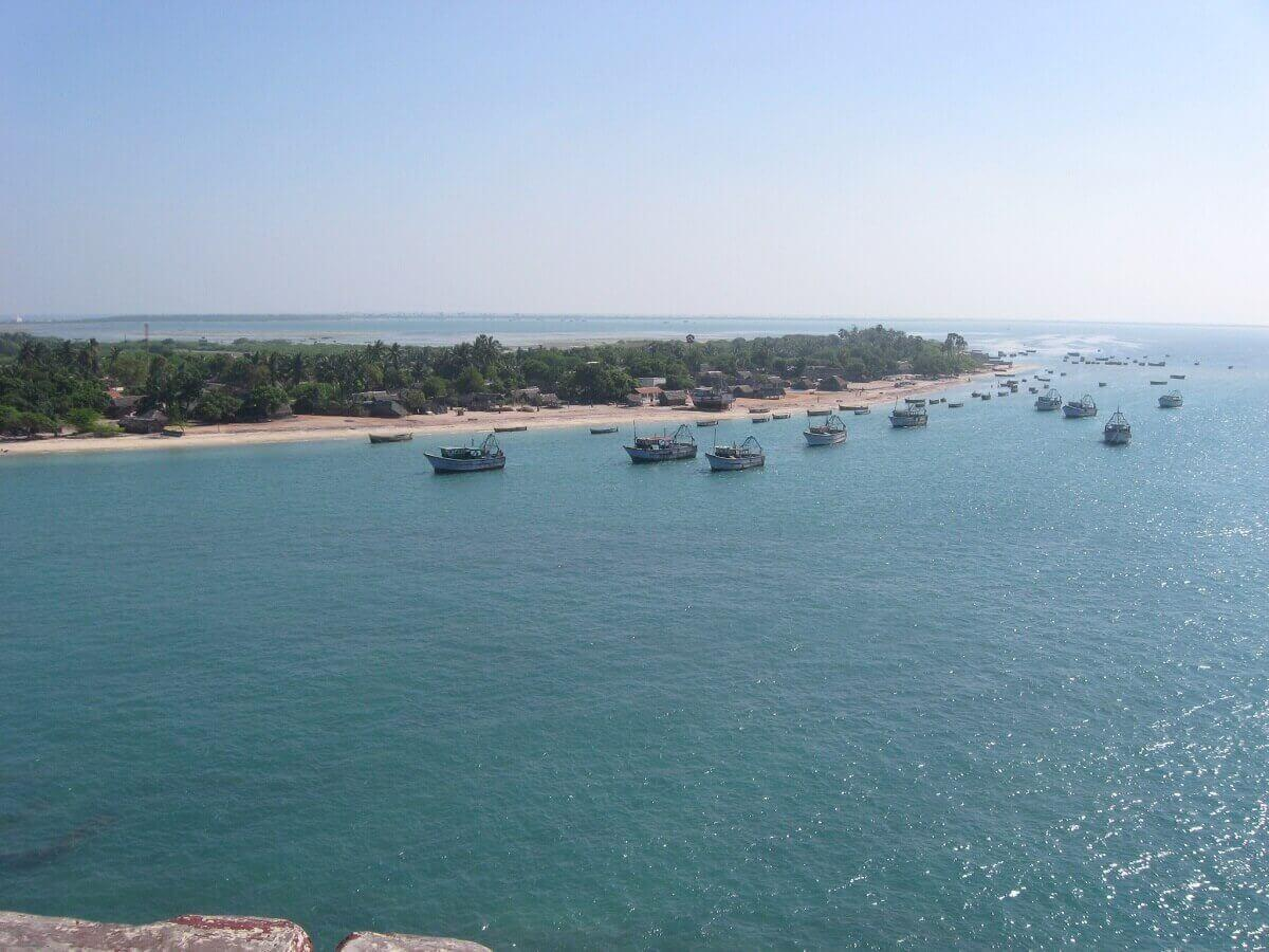 Gulf of Mannar Marine National Park & Biosphere Reserve In Dhanushkodi